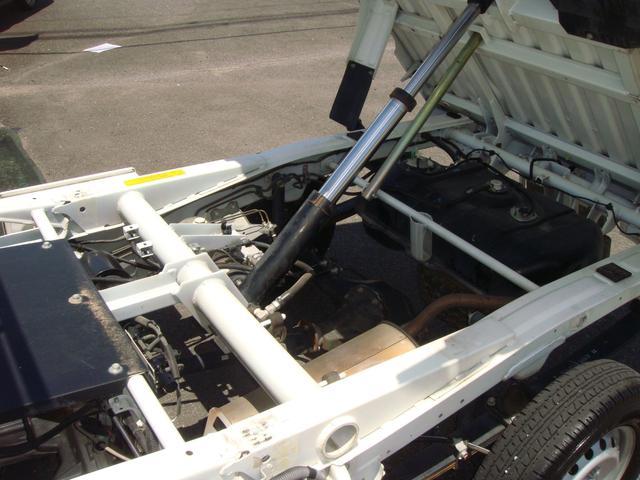 ダンプ 4WD エアコン パワステ(19枚目)
