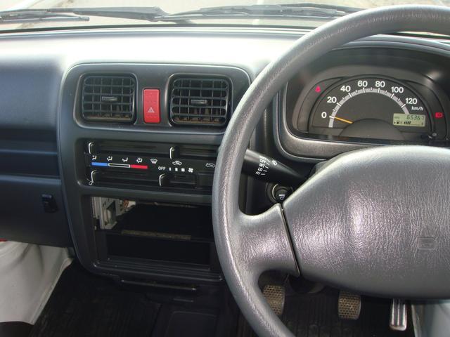KCパワステ 4WD(12枚目)