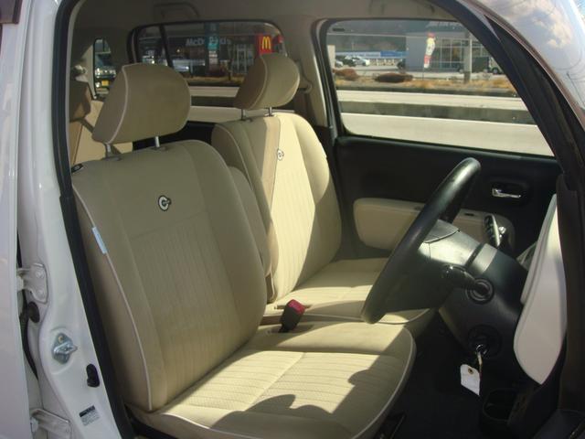 ココアプラスX 4WD スマートキー タイヤ4本新品(11枚目)