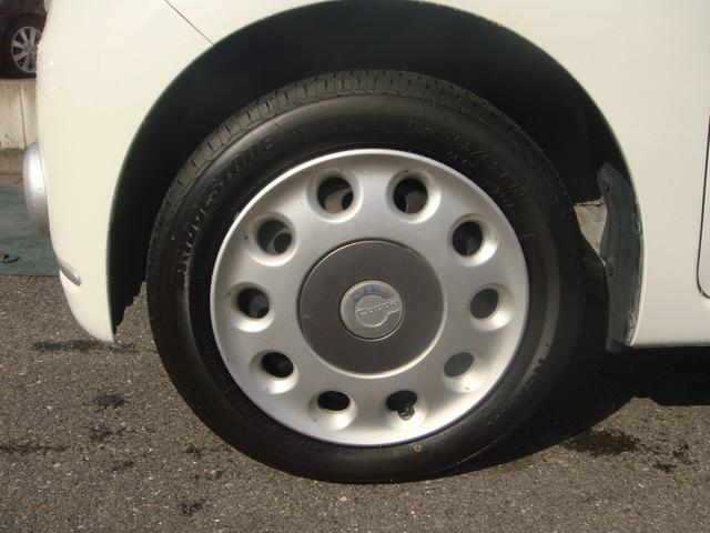 ココアプラスX 4WD スマートキー タイヤ4本新品(20枚目)
