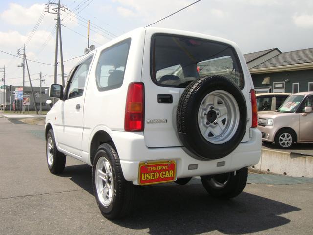 XG 社外アルミ 4WD(7枚目)