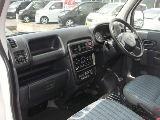SDX 4WD エアコン パワステ(10枚目)