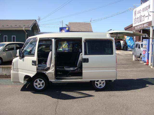 「スバル」「サンバーバン」「軽自動車」「群馬県」の中古車4