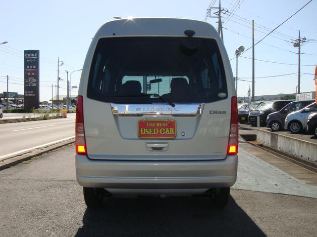 「スバル」「サンバーバン」「軽自動車」「群馬県」の中古車6