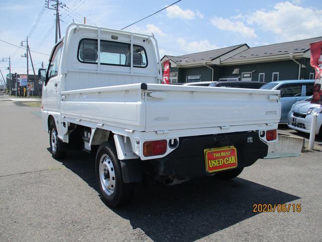 「スバル」「サンバートラック」「トラック」「群馬県」の中古車7