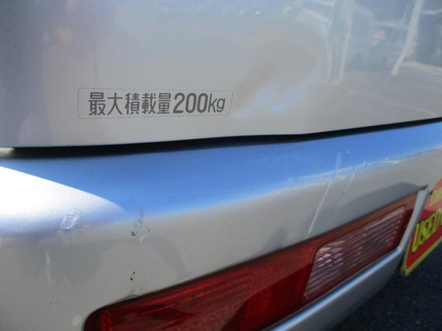 クルーズターボ 4WD 社外アルミホイール ハイルーフ タイミングチェーン仕様(35枚目)