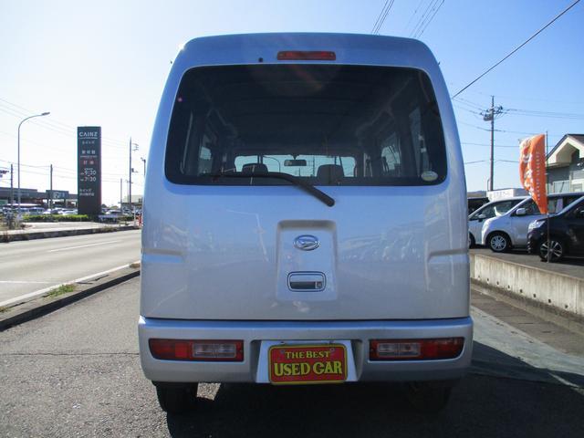 DX 4WD/タイヤ4本新品/ハイルーフ/AMFMラジオ/タイミングチェーン仕様(6枚目)