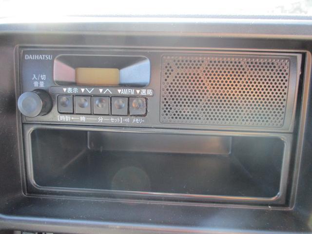DX 4WD/タイヤ4本新品/ハイルーフ/AMFMラジオ/タイミングチェーン仕様(14枚目)