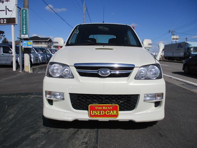カスタムX 4WD/ターボ/キーフリー/エアロ/ナビテレビ/ドアミラーウインカー/ABS(2枚目)