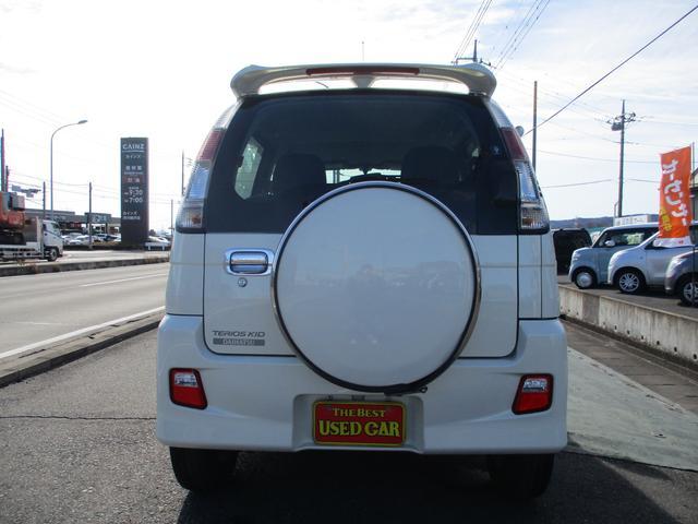 カスタムX 4WD/ターボ/キーフリー/エアロ/ナビテレビ/ドアミラーウインカー/ABS(6枚目)