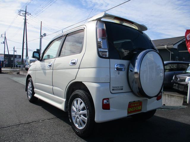 カスタムX 4WD/ターボ/キーフリー/エアロ/ナビテレビ/ドアミラーウインカー/ABS(7枚目)