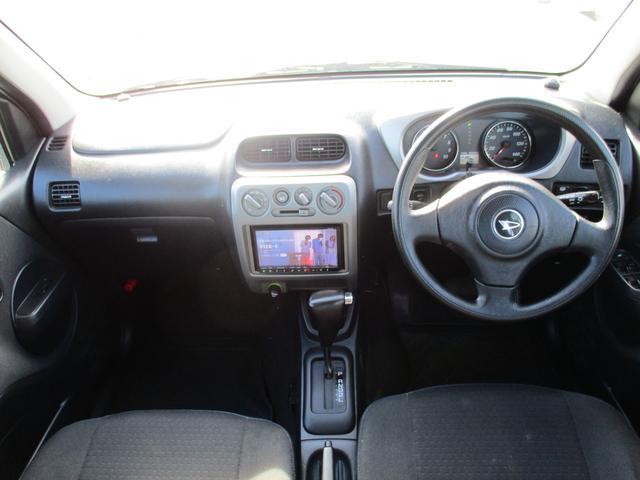 カスタムX 4WD/ターボ/キーフリー/エアロ/ナビテレビ/ドアミラーウインカー/ABS(10枚目)