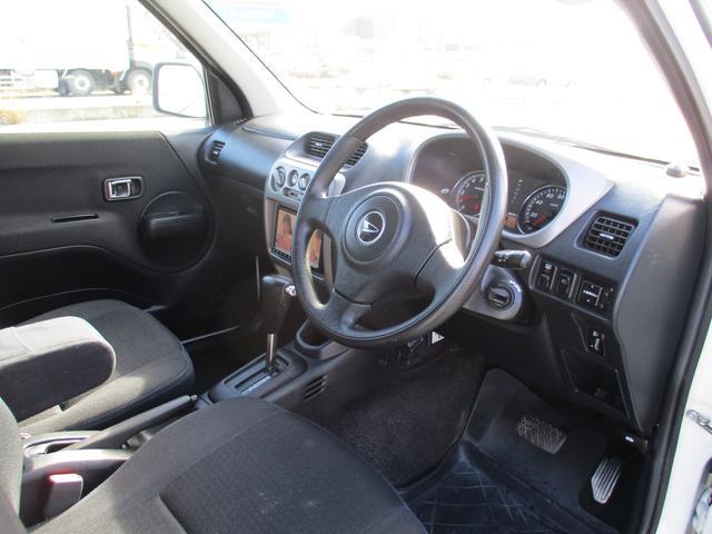 カスタムX 4WD/ターボ/キーフリー/エアロ/ナビテレビ/ドアミラーウインカー/ABS(37枚目)