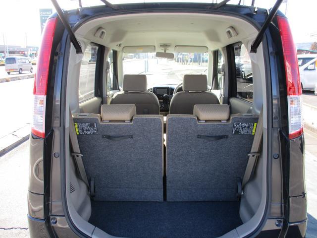 X 4WD/スマートキー/左リヤオートスライド/プッシュスタート/オートエアコン/ETC/シートヒーター/ナビテレビ(25枚目)