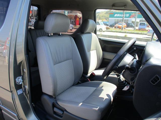 ランドベンチャー 4WD/ターボ/リフトアップ/社外アルミ/ETC/フォグランプ/ドアミラーウインカー/シートヒーター/ルーフレール(11枚目)