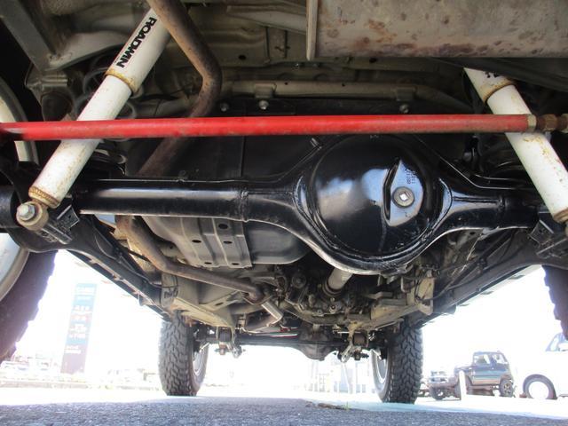 ランドベンチャー 4WD/ターボ/リフトアップ/社外アルミ/ETC/フォグランプ/ドアミラーウインカー/シートヒーター/ルーフレール(37枚目)