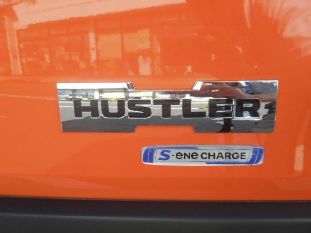 スズキ ハスラー G 2型