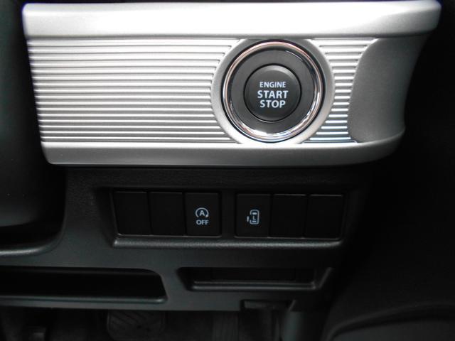 キーを取り出す手間を省き、ワンプッシュでエンジンを操作するので簡単でスムーズです。