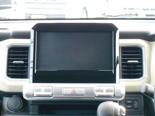 ナビレス仕様なので、お好みのカーナビをお付けできます!もちろんCDラジオどちらでも対応できます。