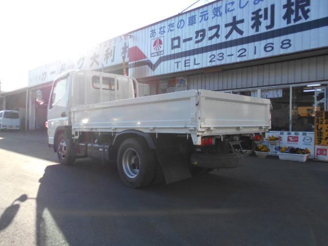 4WD 2t 全低床 カスタム ナビ付(2枚目)