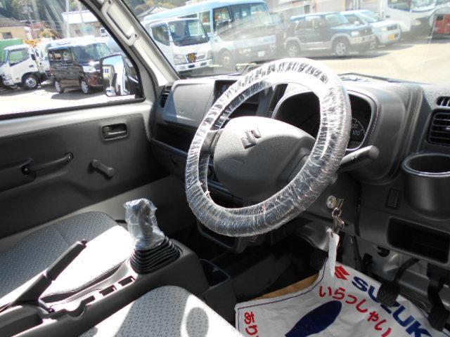 4WD KC エアコン パワステ(4枚目)