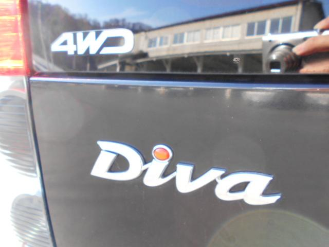 4WD ディーバ ターボ ナビ付(15枚目)