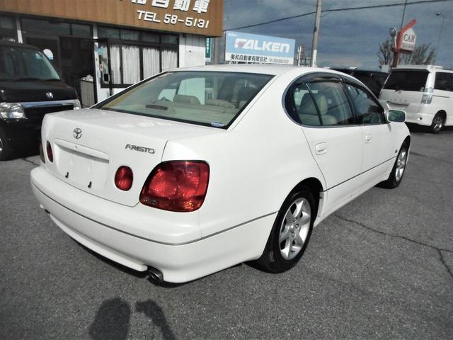 トヨタ アリスト S300
