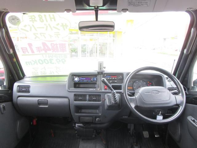「スバル」「サンバーバン」「軽自動車」「群馬県」の中古車9