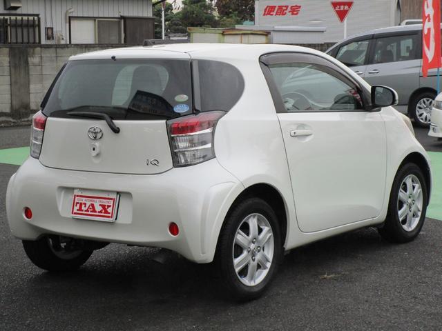 「トヨタ」「iQ」「コンパクトカー」「群馬県」の中古車2