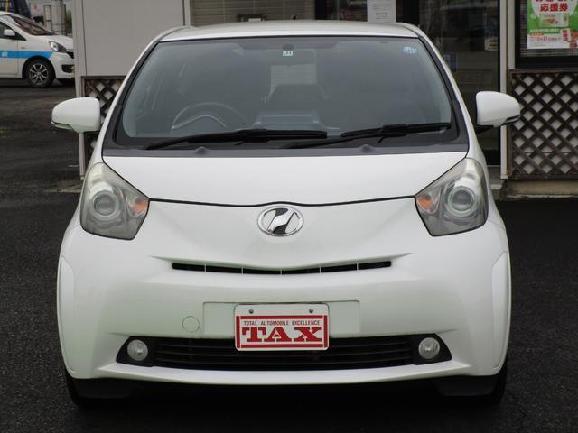「トヨタ」「iQ」「コンパクトカー」「群馬県」の中古車5