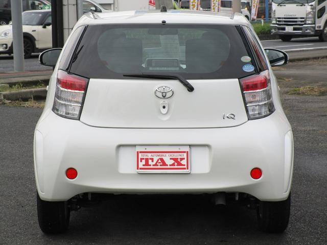「トヨタ」「iQ」「コンパクトカー」「群馬県」の中古車6
