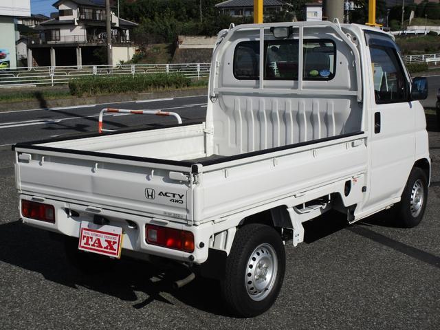 アタック 4WD 5速マニュアル ワンオーナー 禁煙車(2枚目)