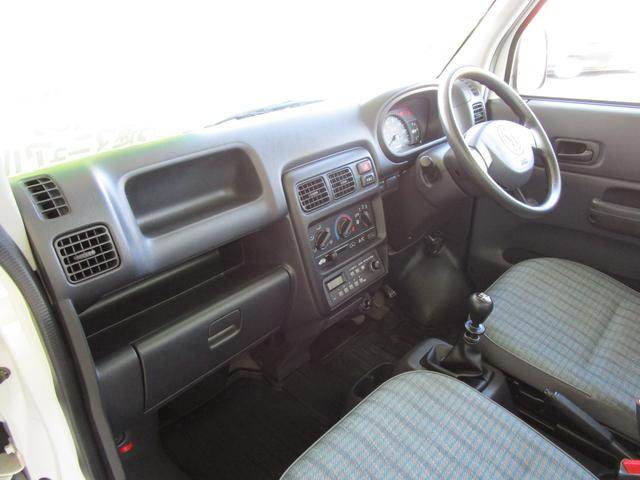 アタック 4WD 5速マニュアル ワンオーナー 禁煙車(15枚目)