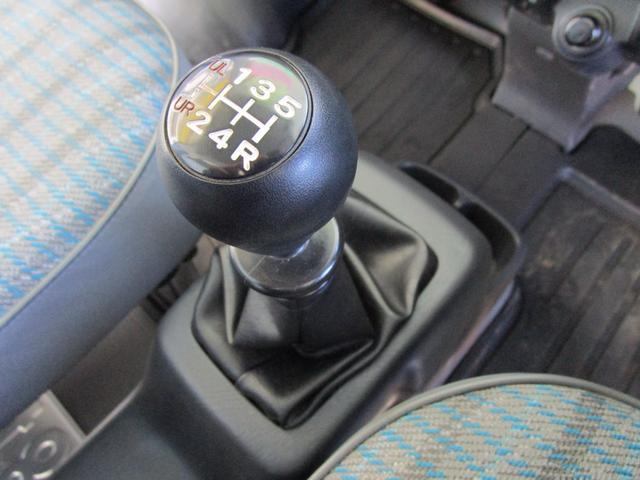 アタック 4WD 5速マニュアル ワンオーナー 禁煙車(19枚目)