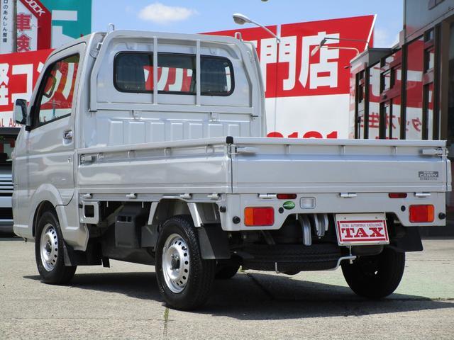 KCスペシャル スズキセーフティサポート装着車 4WD 5速マニュアル ワンオーナー 禁煙車(4枚目)