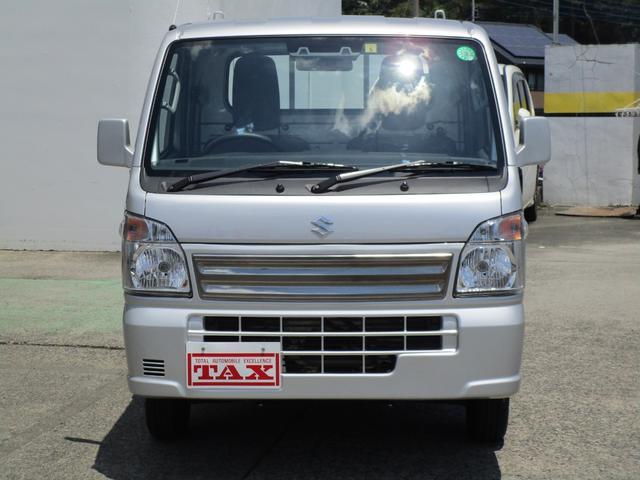 KCスペシャル スズキセーフティサポート装着車 4WD 5速マニュアル ワンオーナー 禁煙車(5枚目)