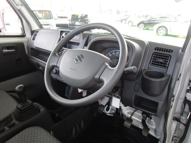 KCスペシャル スズキセーフティサポート装着車 4WD 5速マニュアル ワンオーナー 禁煙車(17枚目)