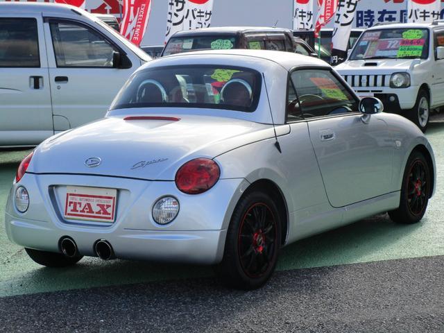 アクティブトップ アカ革シート シートヒーター HIDヘッドライト ETC キーレス CDコンポ(2枚目)