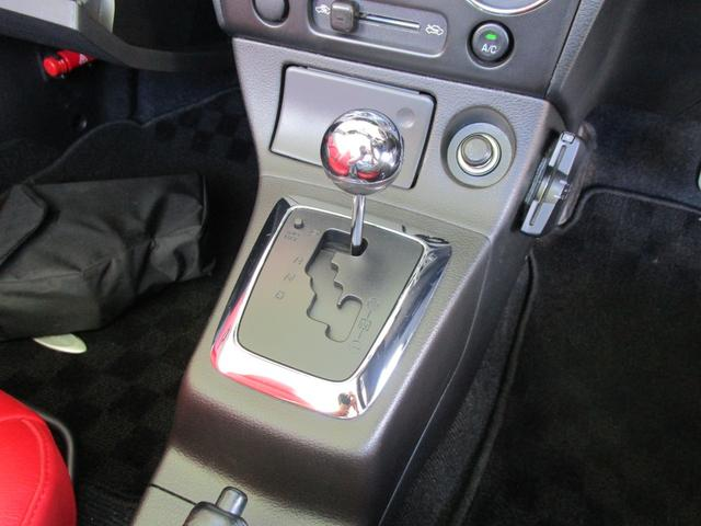 アクティブトップ アカ革シート シートヒーター HIDヘッドライト ETC キーレス CDコンポ(20枚目)