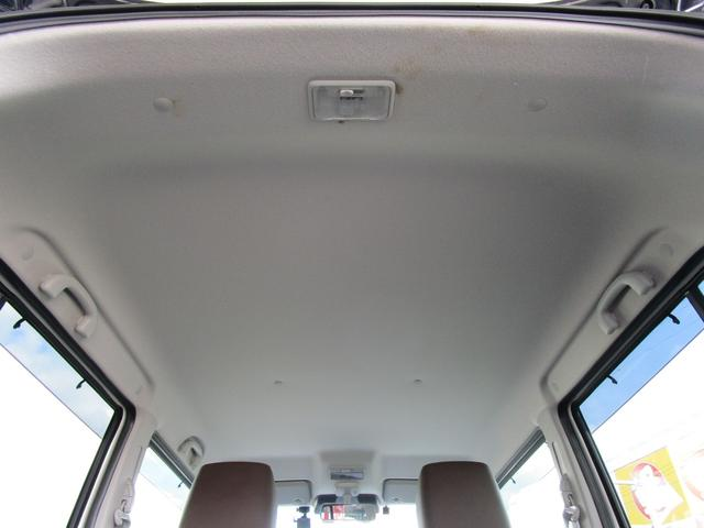 JスタイルIIIターボ 4WD 社外SDナビ・フルセグTV バックカメラ ETC ワンオーナー 禁煙車 ブラックルーフ(23枚目)