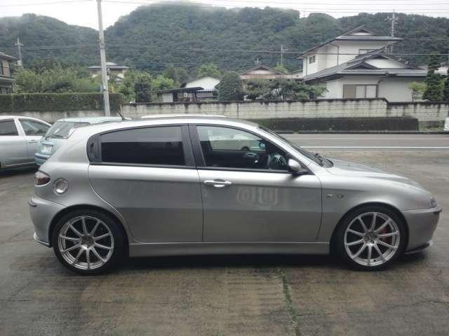 「アルファロメオ」「アルファ147」「コンパクトカー」「栃木県」の中古車4
