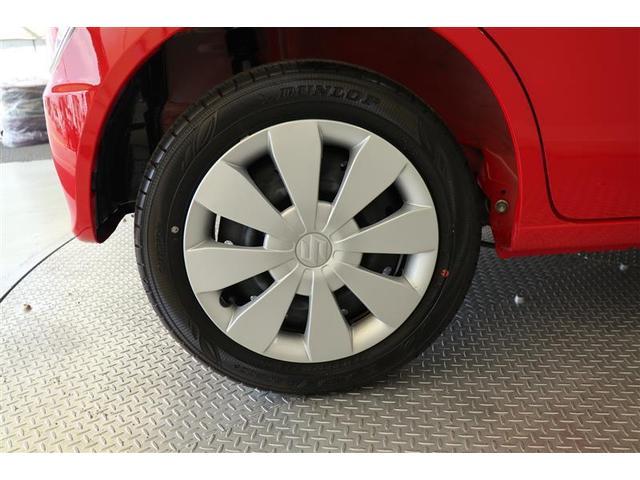 スチールホイール【タイヤサイズ155/65R14】純正ホイールキャップです♪車体の雰囲気と合っているのは純正品ならではですね!
