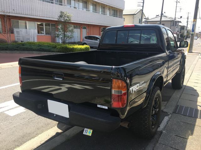 米国トヨタ タコマ エクストラキャブ プレランナー 2WD
