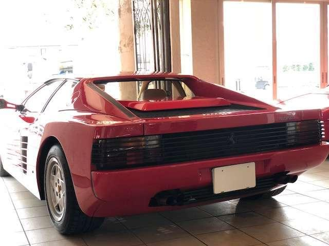 「フェラーリ」「フェラーリ テスタロッサ」「クーペ」「栃木県」の中古車6
