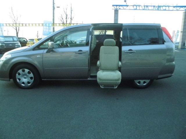 アンシャンテ セカンドスライドアップシート車(10枚目)