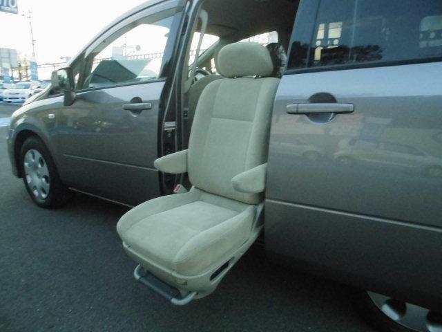 アンシャンテ セカンドスライドアップシート車(22枚目)
