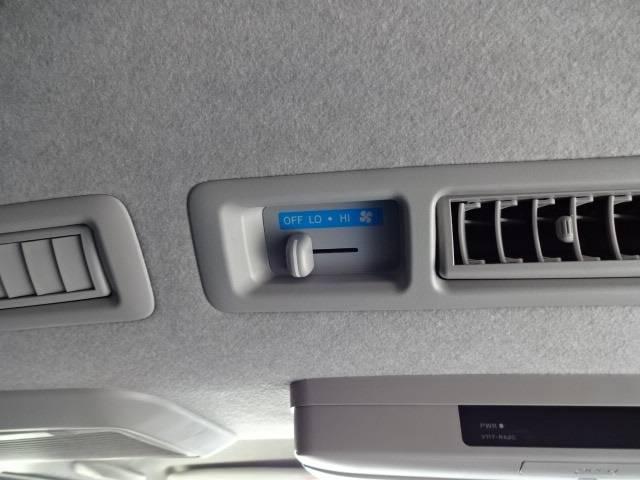 トヨタ ハイエースバン スーパーGL ダークプライム SDナビ地デジ 後席モニター
