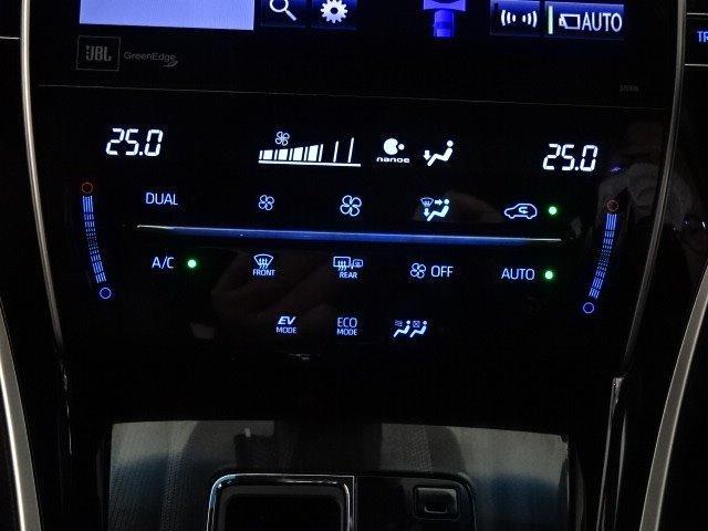プログレス メーカーナビ パノラマモニター LEDライト スマートキー ETC クルコン Sセンス パワーバックドア ワンオーナー(8枚目)