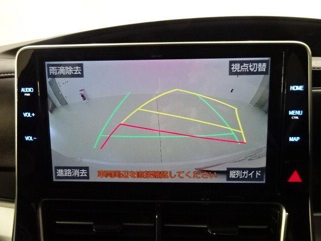 アエラス プレミアム SDナビ 後席モニター バックモニター LEDライト スマートキー 両電動スライドドア ETC クルコン Sセンス(4枚目)