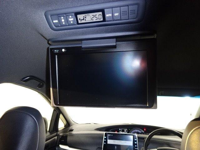 アエラス プレミアム SDナビ 後席モニター バックモニター LEDライト スマートキー 両電動スライドドア ETC クルコン Sセンス(14枚目)